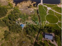 Коттедж 105 м² на участке 25 сот. Псковская область, Печорский р-н